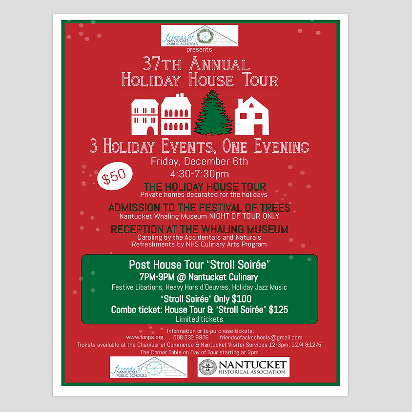 37th Annual Holiday House Tour