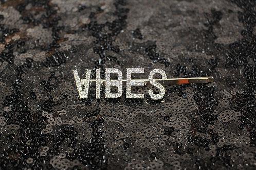 VIBES Hair Pin