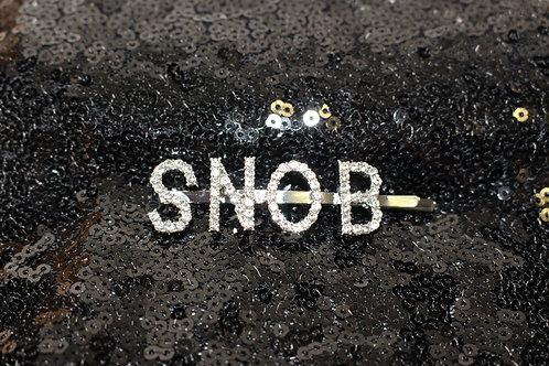 SNOB Hair Pin