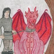 Vash and his Dragon