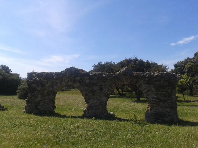 foto acquedotto Romano