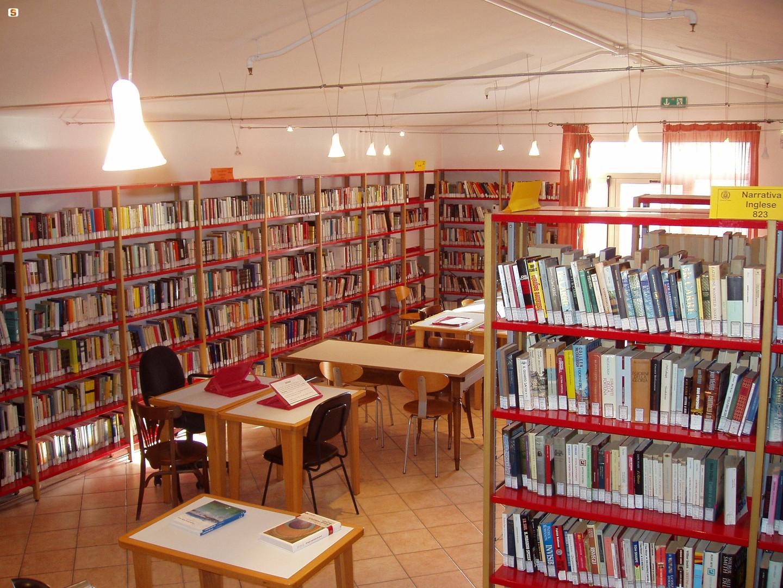 interno biblioteca simpliciana