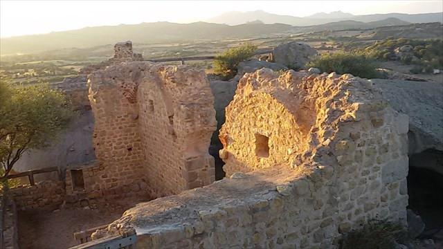 castello di Pedres interno