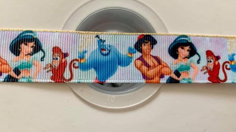 Aladdin 22mm grosgrain ribbon per meter
