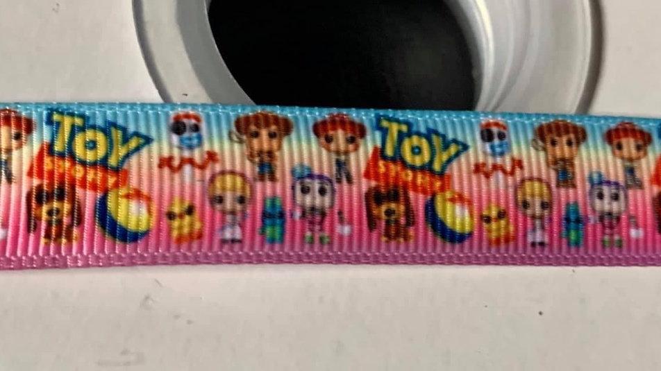 Toy story 16mm grosgrain ribbon per meter