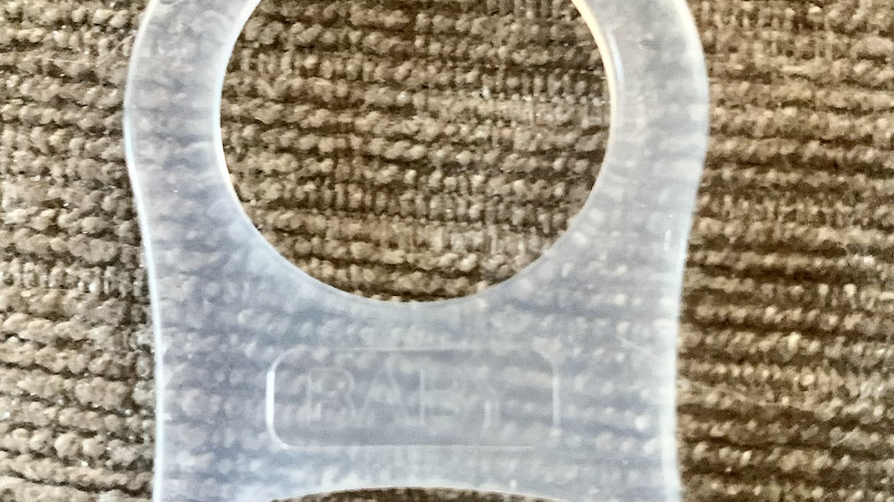 Clear mam dummy clip adapter