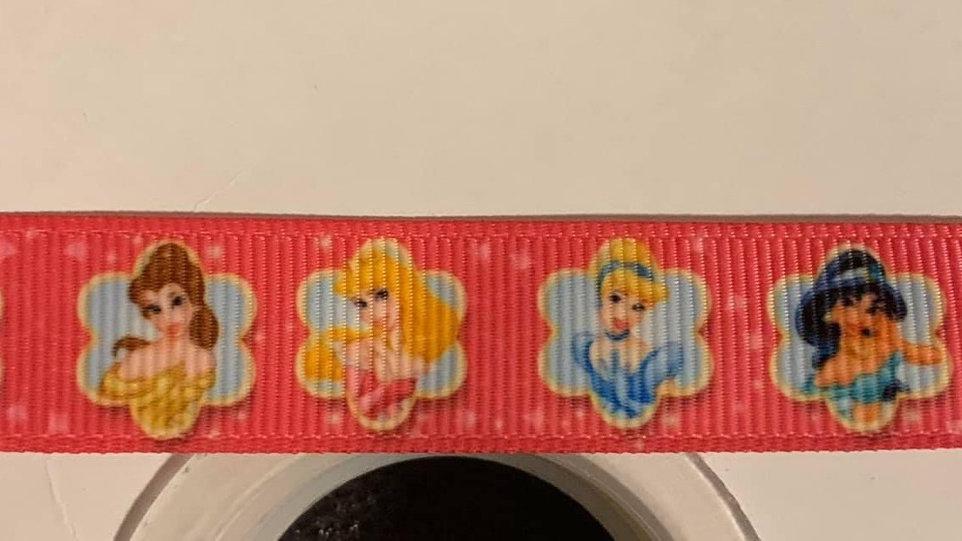 Princess 16mm grosgrain ribbon per meter