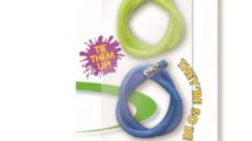 3 pack flexible/ twisty pencils with erasers by cre8