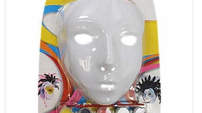 Paint your own mask set
