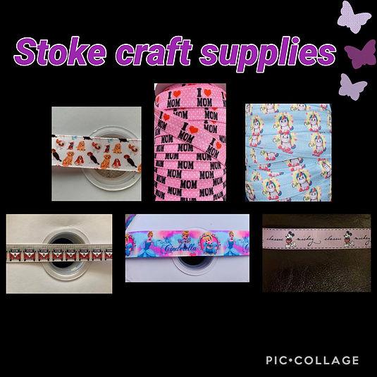 stoke craft supplies