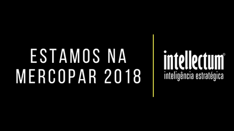 Intellectum estará na feira Mercopar 2018