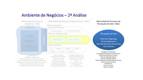 Maturidade nos processos organizacionais – 2º Nível
