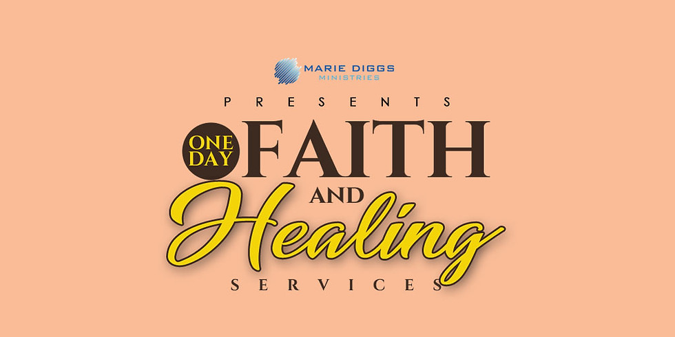 Healing Service in Saginaw (2nd Service)