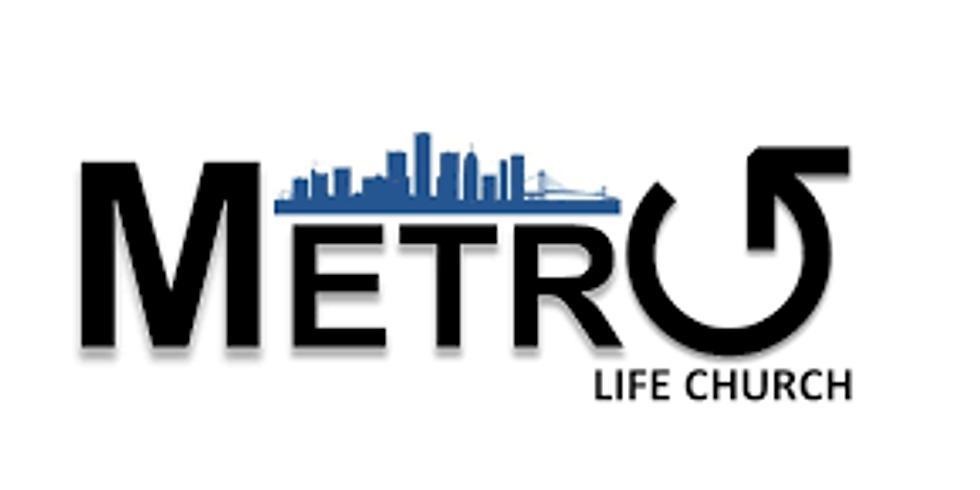 Join Marie Diggs @ Metro Life Church