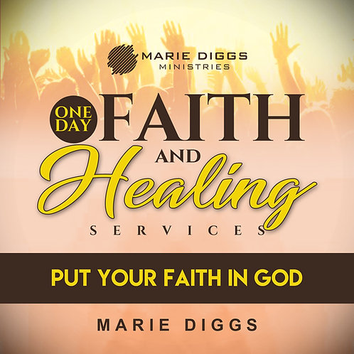 Put Your Faith In God  (Digital Download)