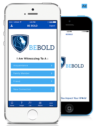 Be Bold App