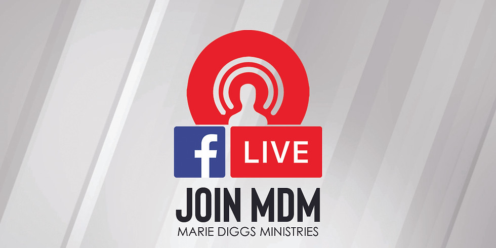 Facebook Live - The Fountain for Women Ministry