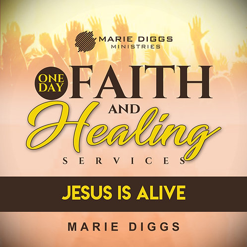 Jesus Is Alive  (Digital Download)