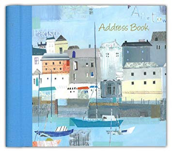 By the Sea themed Address book