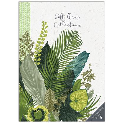 Botanicals themd Gift Wrap