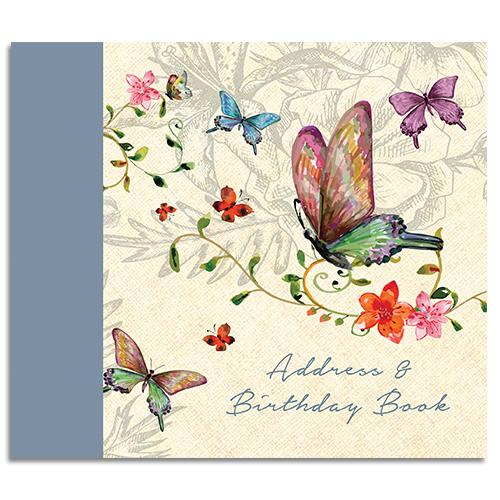 Belle Faune themed Address Book