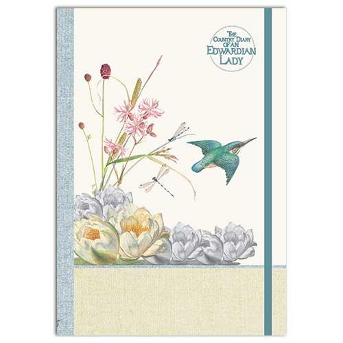 Riverside Reflection themed A5 Notebook