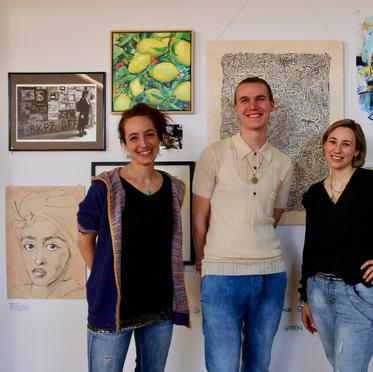 Photoausstellung in Kooperation mit saracolella.ch & ista@nickart-nsa
