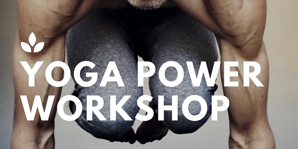 Yoga Power // Workshop