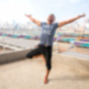 rooftop yoga Johannesburg, yoga events