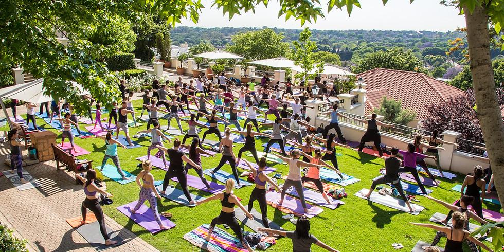 Yoga and Breakfast // Westcliff