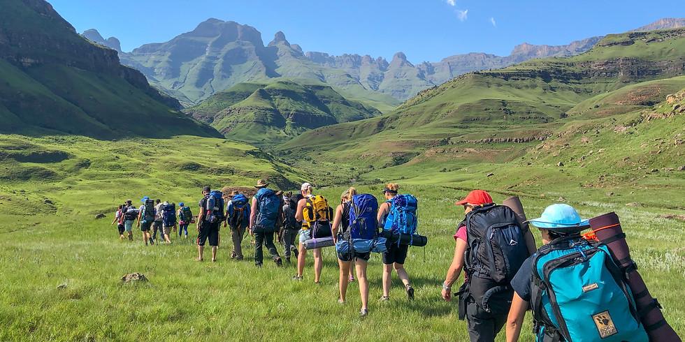 Yoga and Hiking Retreat - Cathedral Peak Hotel