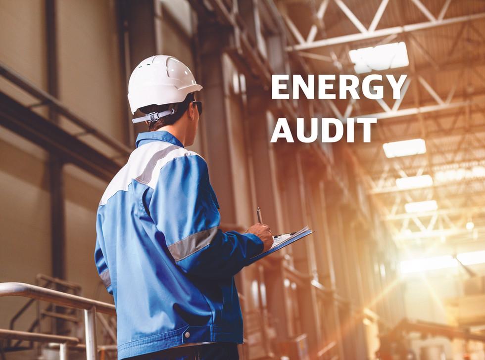 The Next Energy Solar Power Energy Audit