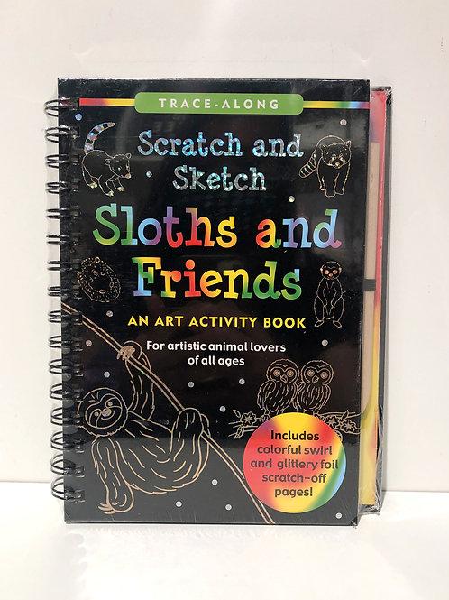 Scratch & Sketch