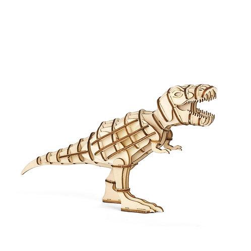 T-Rex 3D Wooden Puzzle