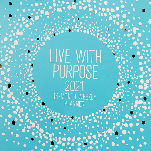 Live With Purpose Weekly Planner