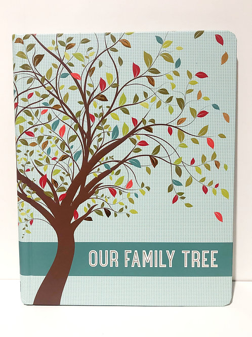 """""""Our Family Tree"""" Book"""