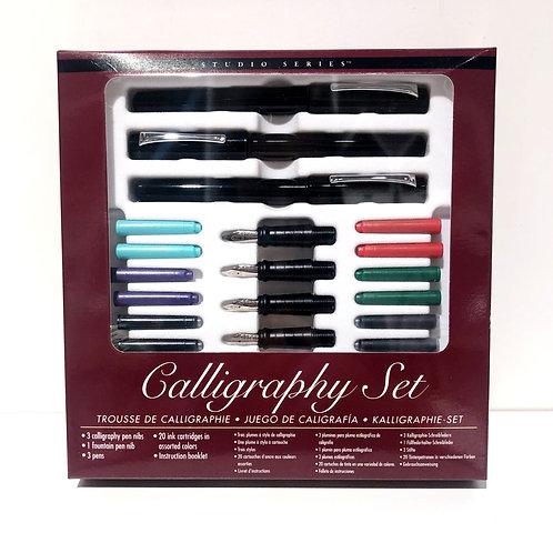 Studio Series Calligraphy Set