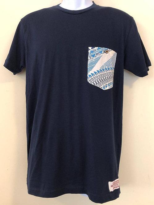 Kai Navy Blue T-Shirt