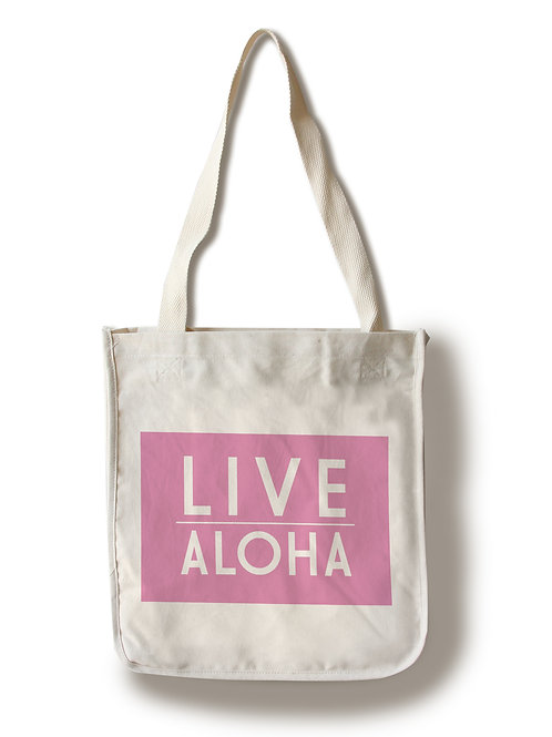 Live Aloha Tote