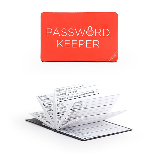 Mini Password Keeper