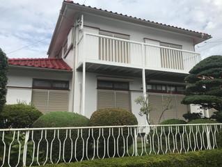 小川町Y様邸 外壁塗装完工!
