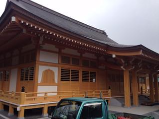 小川町 圓光寺新築工事