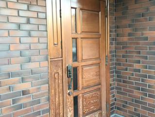 小川町と川越市のアパート塗装が終わりました。