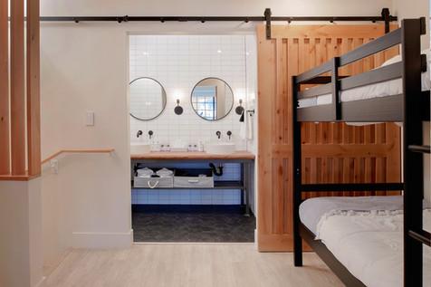 Two-Floor Suite