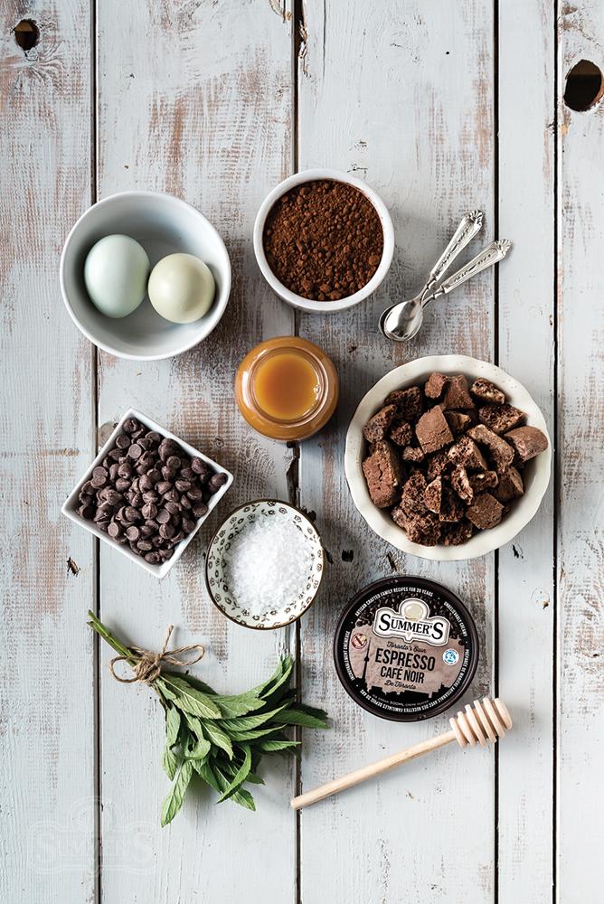 Double Chocolate Espresso Crunch