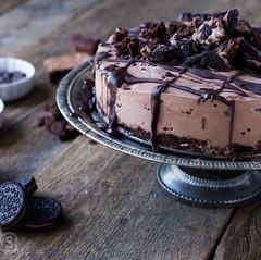 Chocolate Lover's Chocolate Ice Cream Cake
