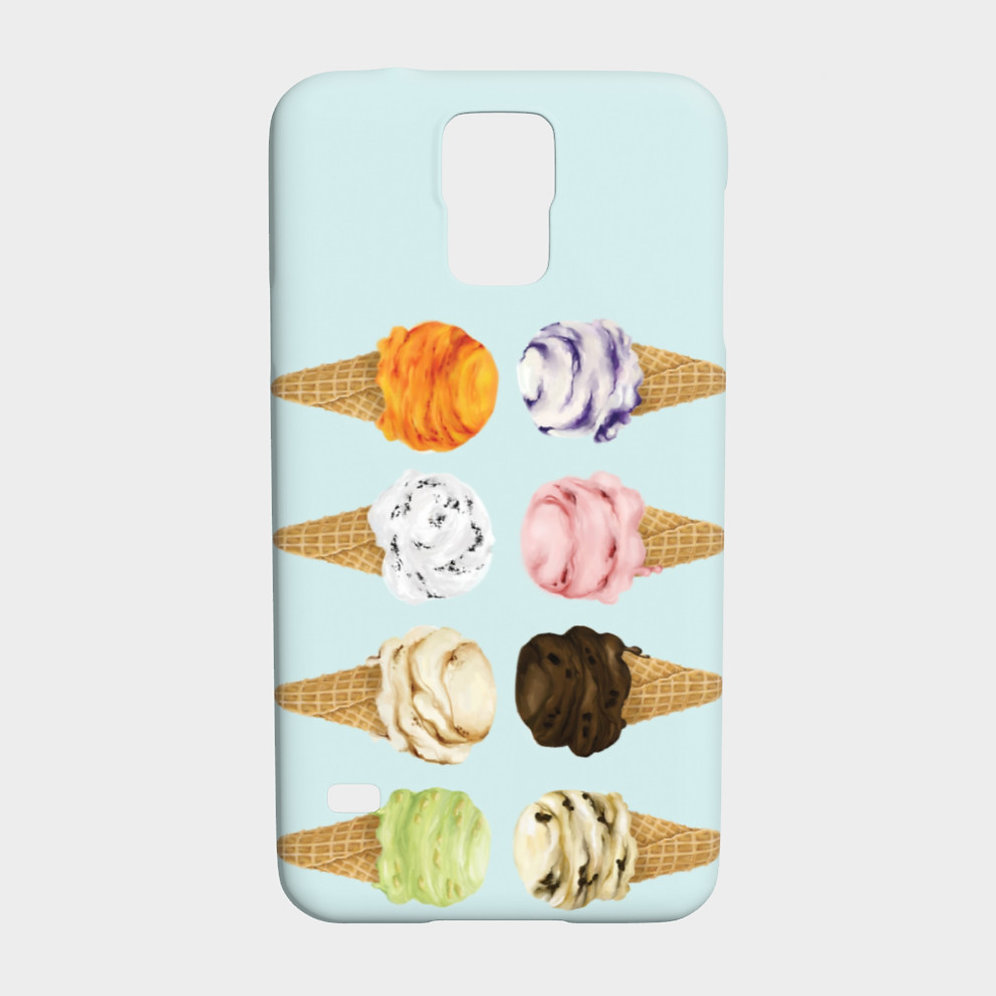 Scoops Phone Case