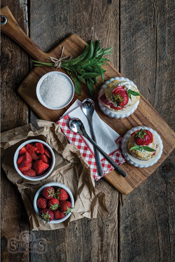 Summer Strawberry Shortcake