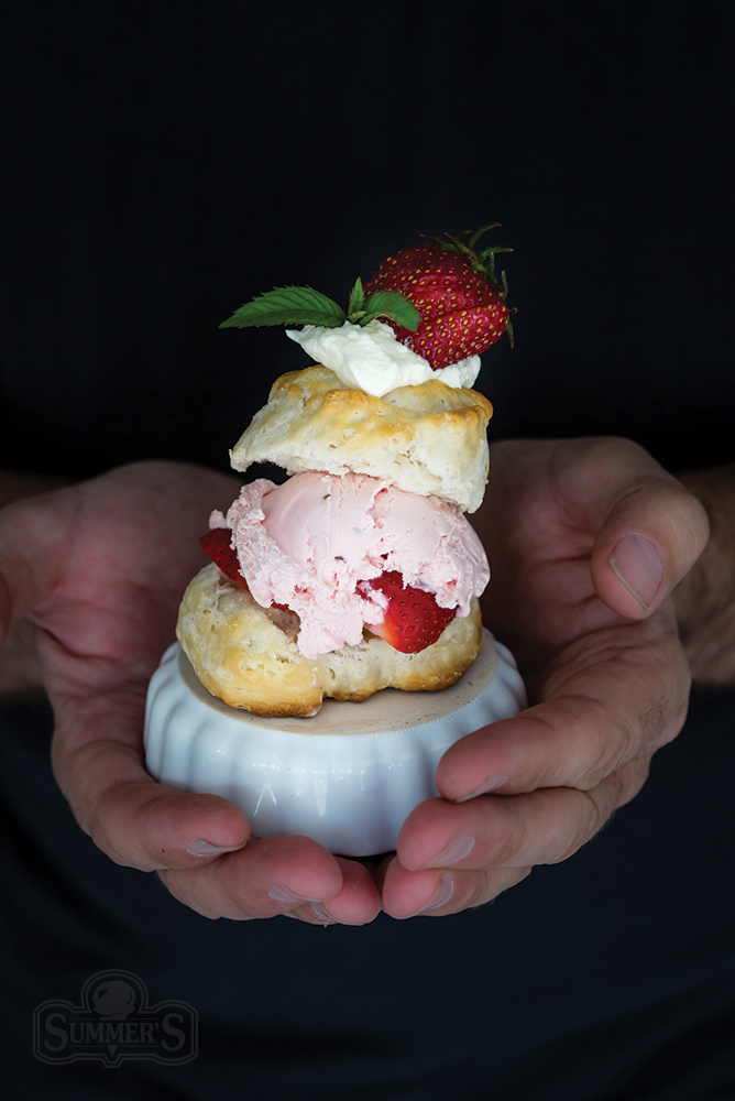 Summer Strawberry Shortcake