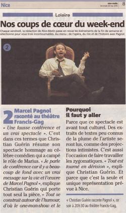 CGRP au théâtre Francis Gag